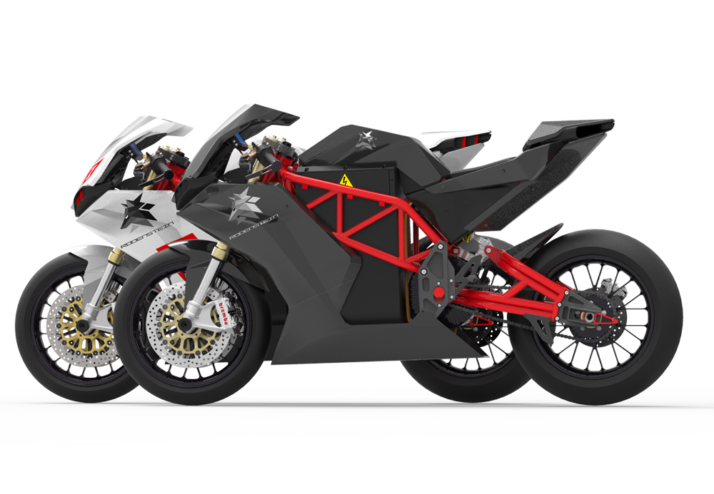 GAUSS - Electric Superbike